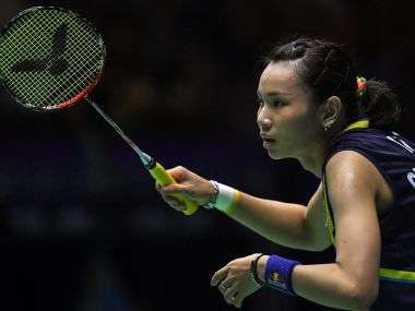 File image of Tai Tzu Ying. AFP