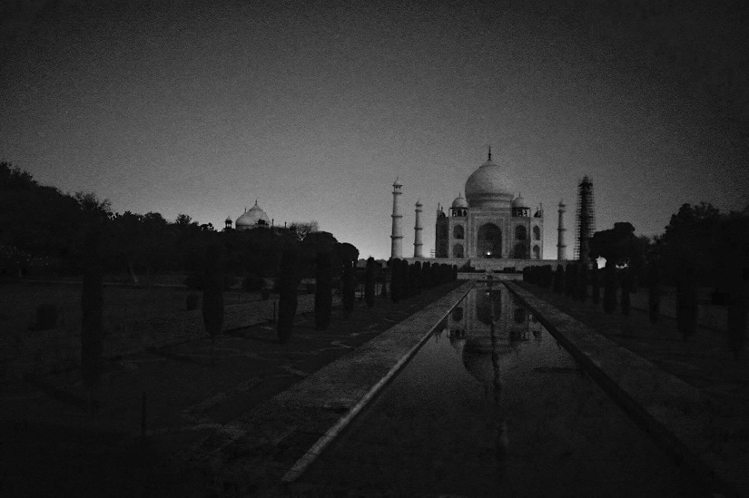 Taj Mahal. Photo courtesy: Emma Schleske