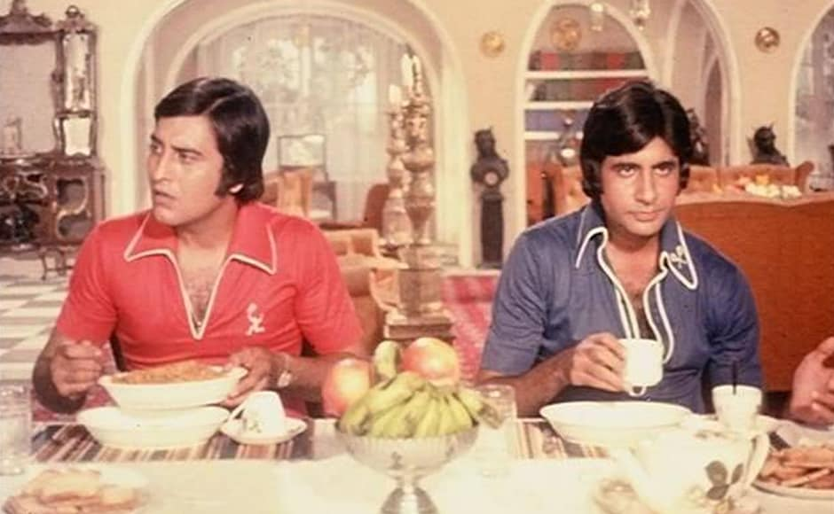 His onscreen presence, however, went beyond his appearance, and Khanna made a mark — be it in commercial capers like <em>Amar Akbar Anthony</em> and <em>Qurbani</em>, or the more critically acclaimed <em>Achanak</em>.