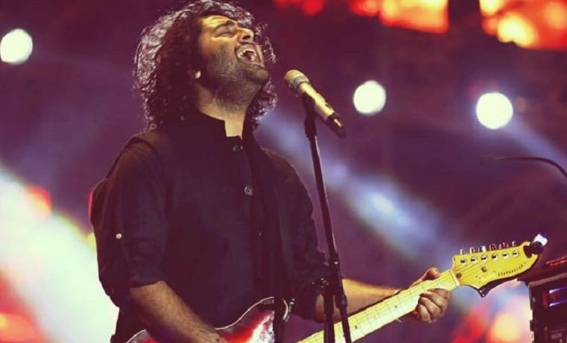 Arijit Singh. Image from Facebook