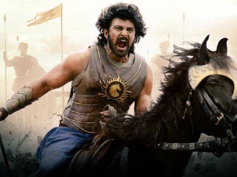 Prabhas in 'Baahubali 2: The Conclusion'
