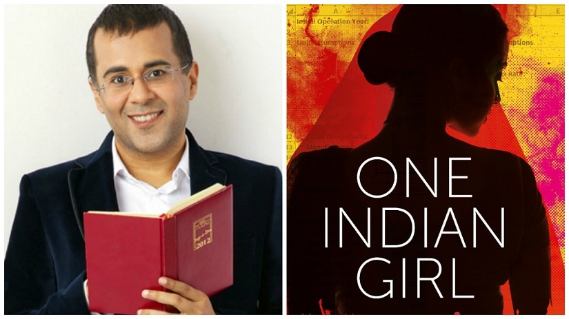 Chetan Bhagat has been accused of plagiarising his novel, One Indian Girl