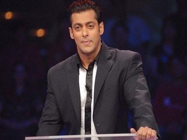 Salman Khan in a still from Dus Ka Dum. YouTube