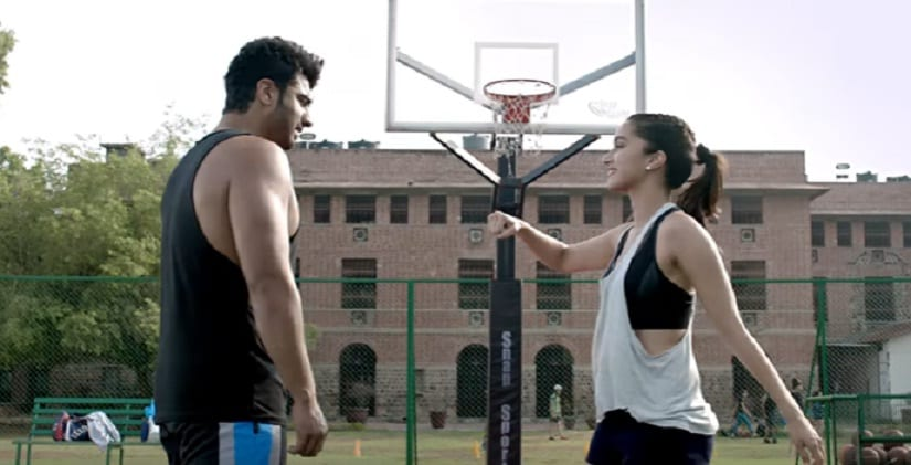 A still from the song. Image via Youtube.