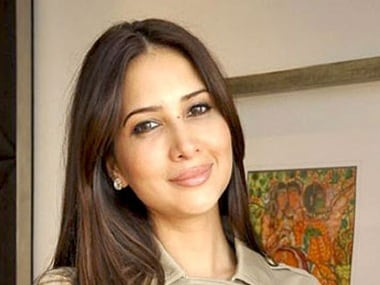 Kim Sharma is back from Kenya post separation with hotelier husband