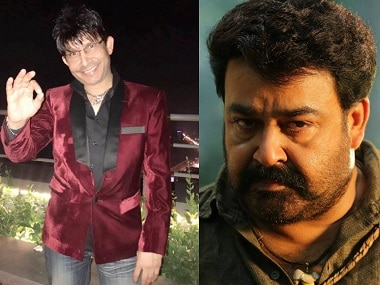 KRK apologises to Mohanlal for Chhota Bheem comment following backlash from fans
