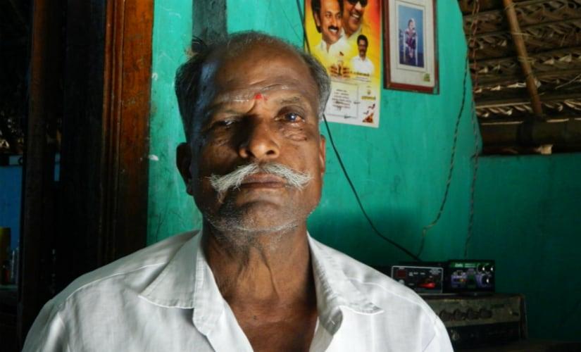 Manivannan, a direct tenant belonging to the dominant Kallar caste in Naga