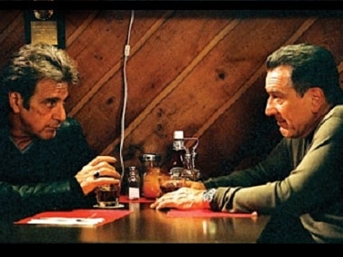 Robert Di Niro and Al Pacino have worked together on The Heat. Image Courtesy: Creative Commons