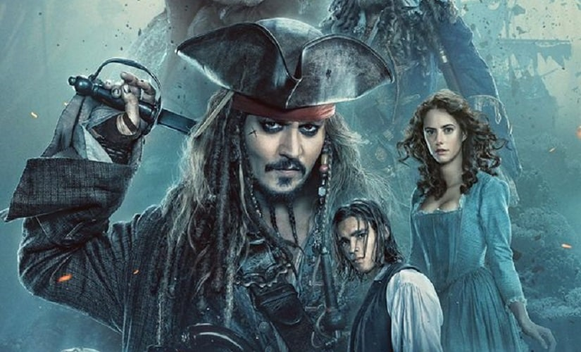 Pirates of the Caribbean: Salazar's Revenge. Image from Facebook