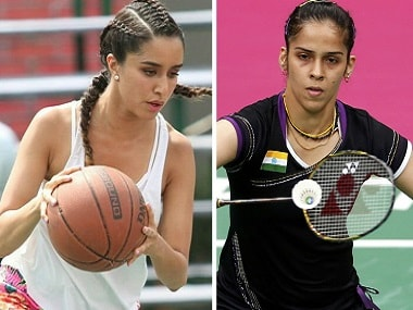 Saina Nehwal biopic has reportedly been stalled; Shraddha Kapoor's struggle to cope with the game a reason?