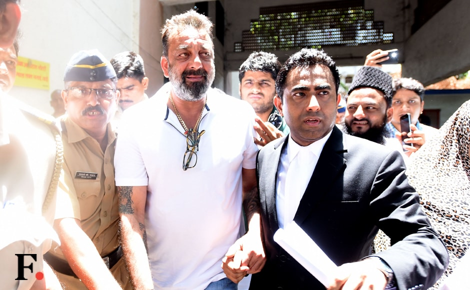 The process was initiated by Magistrate Patil during the hearings concerning a cheque bouncing case filed against Dutt by producer Shakeel Noorani in 2013. Sachin Gokhale/Firstpost
