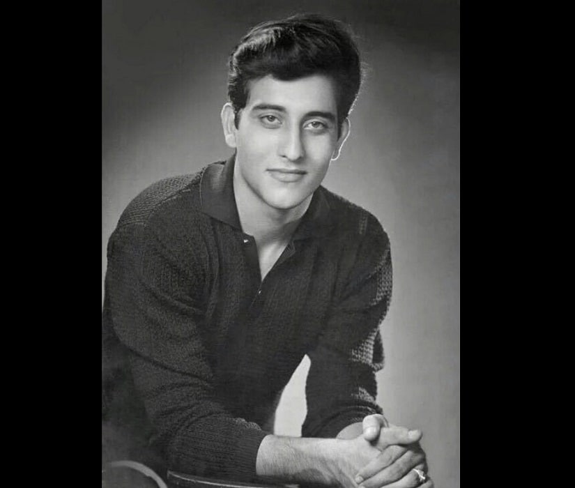 Vinod Khanna passed way on Thursday, 27 April 2017, after a protracted battle with cancer. Photo courtesy: Twitter