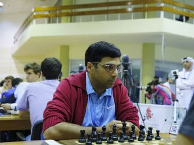 File photo of Viswanathan Anand. Getty Images