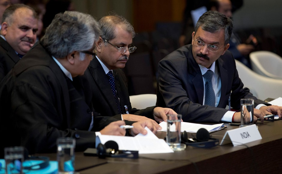 India has argued that it fears that Pakistan may execute Kulbhushan even before ICJ delivers its verdict. Pakistan has rejected India's arguments stating that Article 36 of the Vienna Convention does not extends to spies and accused India of using ICJ only for 'political theatre'.  AP