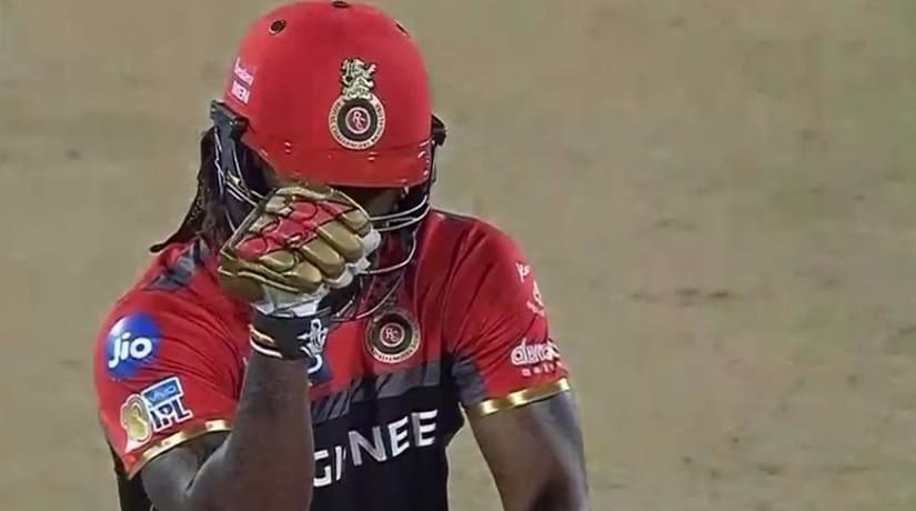 Then there's the on-field celebration: Here, Chris Gayle decided to imitate a Turkish chef with his SaltBae celebration
