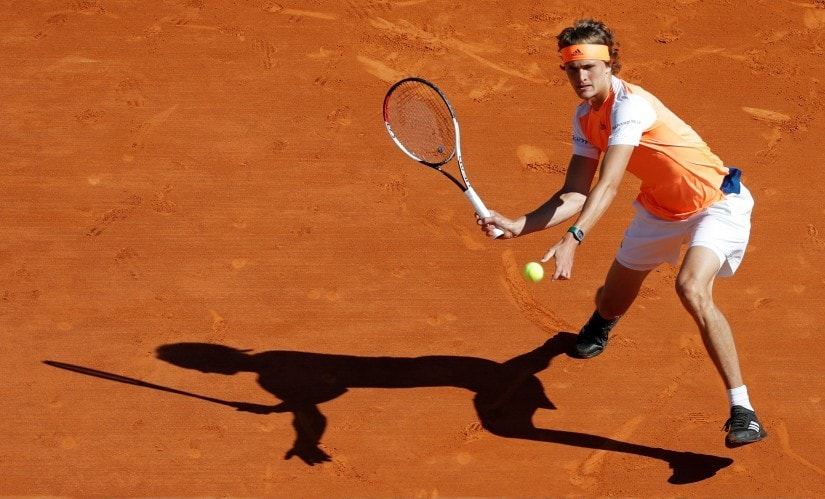 Alexander Zverev broke into the top-10 with a title at Rome and looks primed to make a deep run at French Open. Reuters