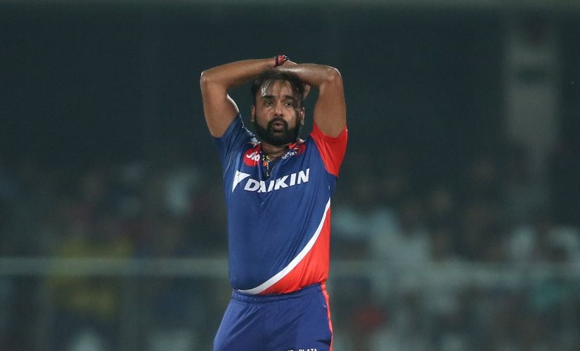 Amit Mishra failed to deliver for Delhi Daredevils and only managed 10 wickets in 14 games. Sportzpics