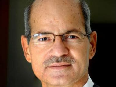 File image of late Union minister Anil Madhav Dave. Twitter @AnilMDave