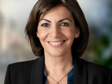 File image of Anne Hidalgo. Wikimedia Commons