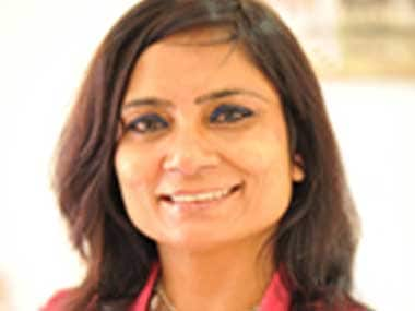 Dr Anuradha Chowdhary. Image courtesy: India Science Wire