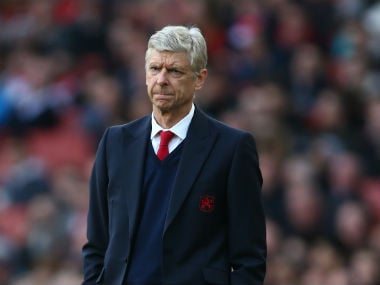 File image of Arsenal manager Arsene Wenger. Getty Images