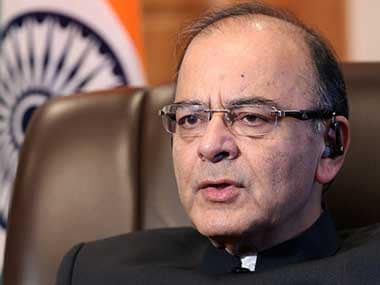 File image of Minister for Defence and Finance Arun Jaitley. Getty Images.