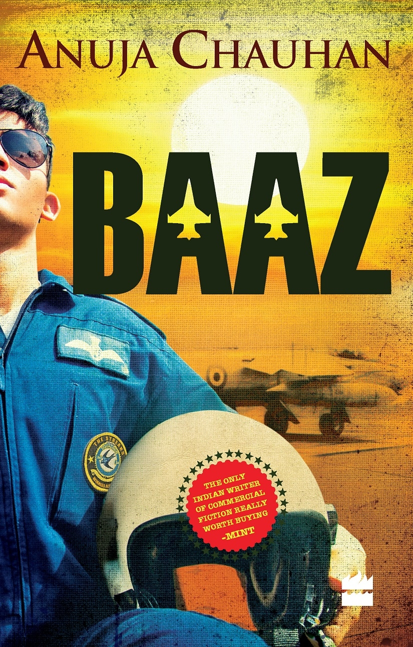 The front cover of Baaz