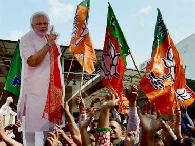 BJP's Hindutva politics has failed to earn any dividend in Kerala. PTI