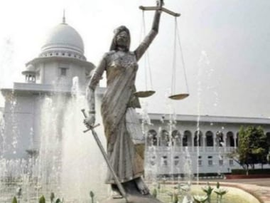 A file image of the statue which was removed by Islamic hardliners in Bangladesh. Image Courtesy: Youtube
