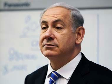 Israel Prime Minister Benjamin Netanyahu. Reuters