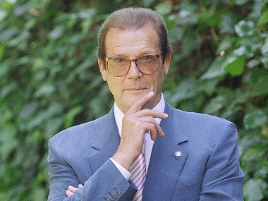 Roger Moore, famous for playing James Bond, passes away aged 89 after battle with cancer