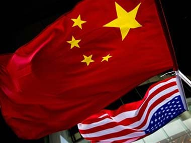 China US.Representational image. AP