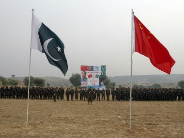 China, Pakistan. Representational image. Reuters