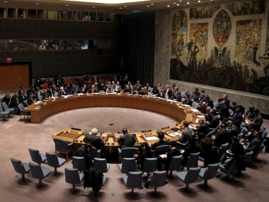 File photo of the United Nations. Reuters