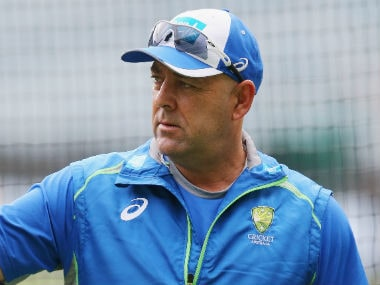 File image of Australia coach Darren Lehmann. Getty Images