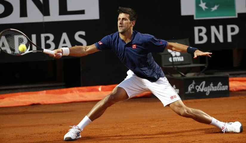 Defending champion Novak Djokovic is rediscovering his best form and will be playing under a new coach this year. Reuters