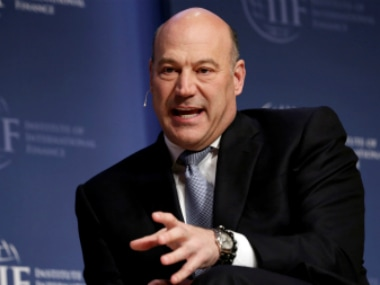 File image of US President Donald Trump's Chief Economic Advisor Gary Cohn. Reuters