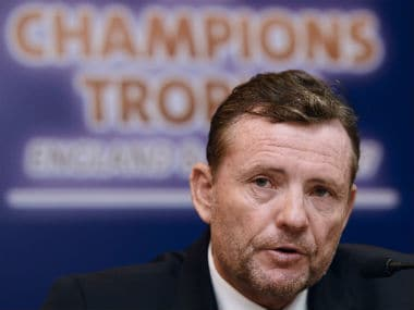 Sri Lanka coach Graham Ford expects his team to perform well in the Champions Trophy. AFP