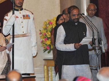 File photo of Hansraj Ahir. PIB