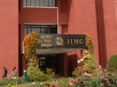 File photo of IIMC taken from Google Images.