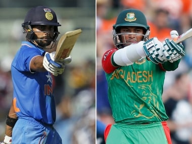 Highlights Champions Trophy 2017, India vs Bangladesh, cricket score and updates: Kohli's men dismantle Tigers, win by 240 runs