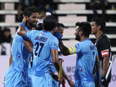 India won their 7th bronze medal at Sultan Azlan Shah Cup. Twitter/@HockeyIndia