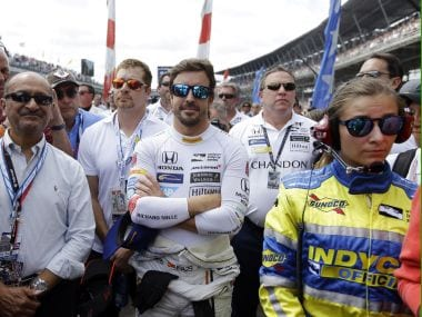 Indianapolis 500: Fernando Alonso's run could usher in exciting new phase in Motorsport