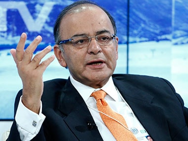 File image of Arun Jaitley. Reuters