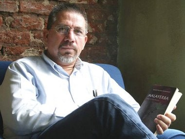 In this photo released by Riodoce, journalist Javier Valdez poses for a photo an unknown location in Mexico. Valdez, a veteran reporter who specialized in covering drug trafficking and organized crime, was slain Monday, May 15 2017, in the northern Mexico state of Sinaloa, the latest in a wave of journalist killings in one of the world's most dangerous countries for media workers. Valdez is the fifth journalist to be murdered in Mexico in just over two months, and the second high-profile reporter to be slain in the country this decade after Regina Martinez Perez, who was killed in 2012. (Riodoce via AP)