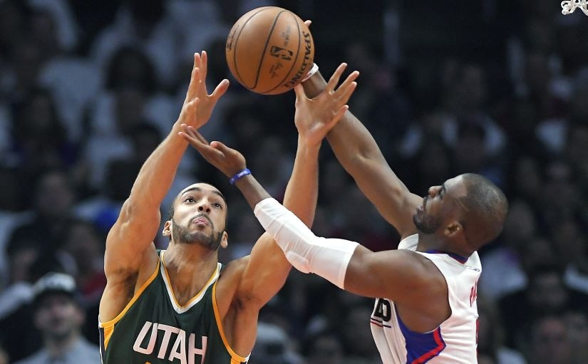 Los Angeles Clippers impressed before the playoffs but flaming out due to bad luck or bad execution or both. AP