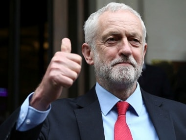 File image of Labour Party leader Jeremy Corbyn. Reuters