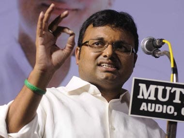 INX Media money laundering case: Karti Chidambaram appears before ED to record his statement