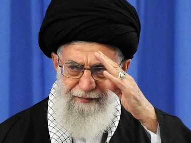 Ayatollah Ali Khamenei, Supreme Leader of Iran. Image courtesy: Leader.ir