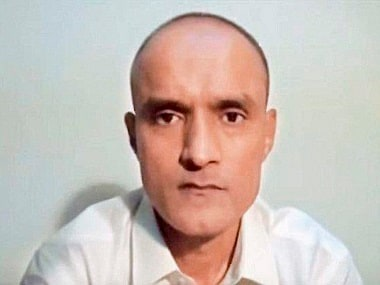 File image of former Indian naval officer Kulbhushan Jadhav. PTI